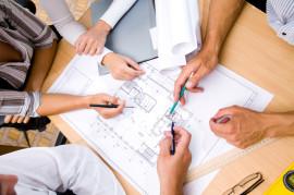 Keck Projektentwicklung, Bauplan, Planung