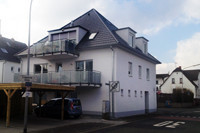 Ingenieurbüro Keck, Mehrfamilienhaus, Neubau