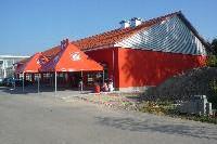 Keck Projektentwicklung, Textilfachmarkt, Neubau