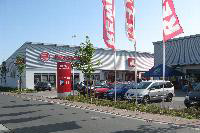 Fachmarktzentrum, Groß-Umstadt, Ingenieurbüro Keck